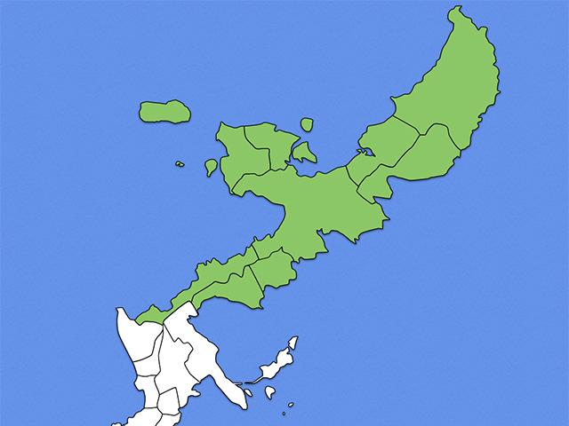 (株)宮里の回収エリア地図